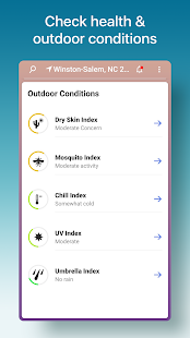 The Weather Channel: Local Forecast & Weather Maps PC