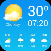 Weather app PC