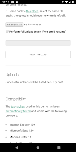 Powerfull Webview App - Demo