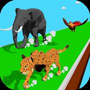 Animal Transform Race - Epic Race 3D الحاسوب