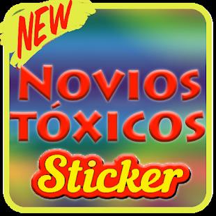 Stickers de Novios tóxicos Para WhatsApp PC