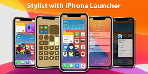 Launcher iPhone PC