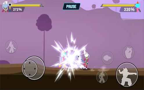 Z Stickman: Battle of Dragon Warrior para PC