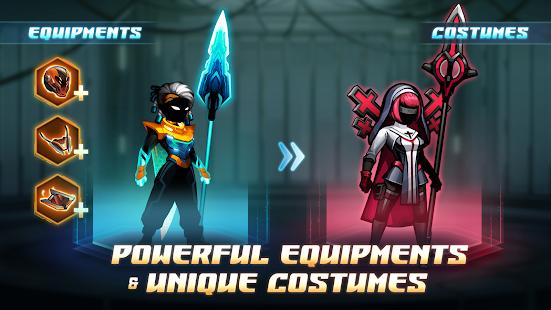 Cyber Fighters: Shadow Legends in Cyberpunk City電腦版