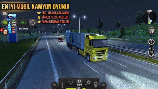 Kamyon Simülatör 2018 : Europe PC