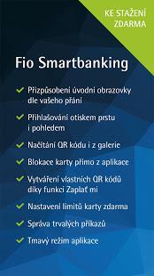 Fio Smartbanking CZ PC