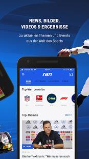 ran | NFL, Bundesliga, DTM PC