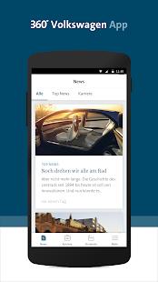 360° Volkswagen App PC