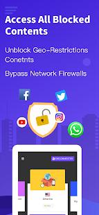 SuperNet VPN- Free Unlimited Proxy, Secure Browser电脑版