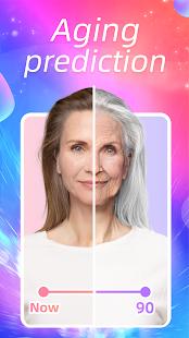 Magic Face:face aging, young camera, fantastic app PC
