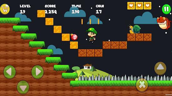 Super Bob's World : Free Run Game PC