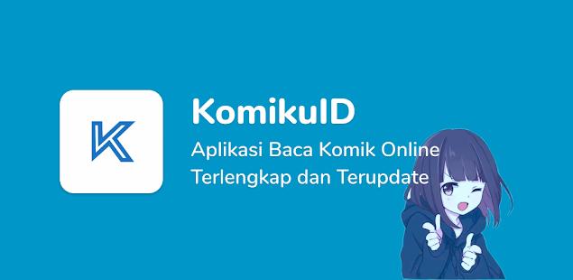 Komiku ID : Baca Komik + Notifikasi Update PC