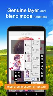 ibis Paint X - Sketchbook PC