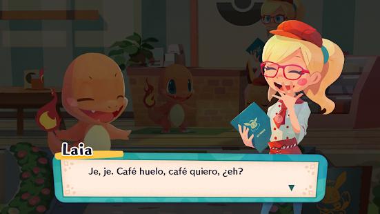 Pokémon Café Mix PC