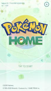 Pokémon HOME para PC