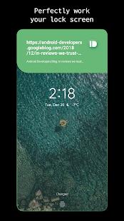 EDGE MASK - Ubah ke desain pemberitahuan unik. PC