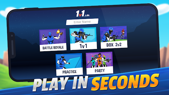 Download 1v1 Lol Online Building Shooting Simulator On Pc With Memu
