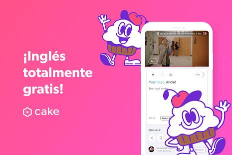 Cake - Practica hablar inglés gratis