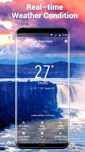免費天氣預報和時鍾小工具電腦版