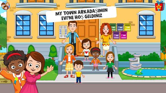 My Town : Arkadaşımın Evine PC