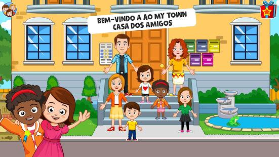 My Town : Casa dos Amigos para PC