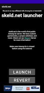 skeld.net Server Switcher ПК