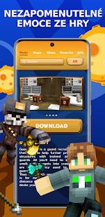 Mods Mapy Skiny pro Minecraft PC