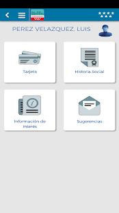 Tarjeta Social CM PC