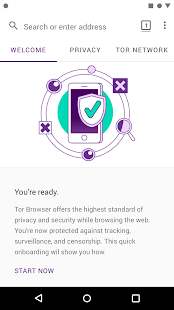Tor Browser الحاسوب
