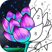 Paint By Number - Coloring Book & Color by Number PC