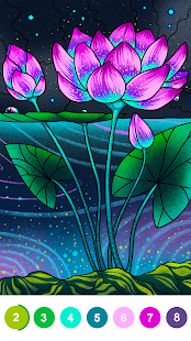Paint By Number - Free Coloring Book & Puzzle Game PC