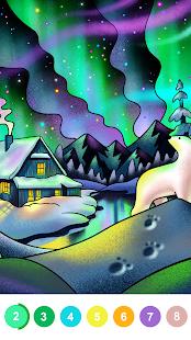 Peindre par Numéro - Livre de coloriage gratuit PC