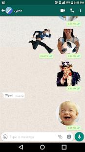 osobní samolepky - vytvářet samolepky pro WhatsApp PC