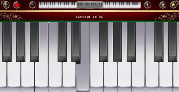 Piano Detector: Dương Cầm PC