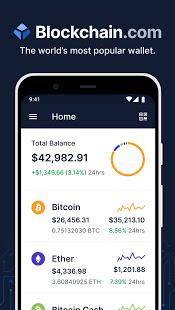 Blockchain Wallet. Bitcoin, Bitcoin Cash, Ethereum PC