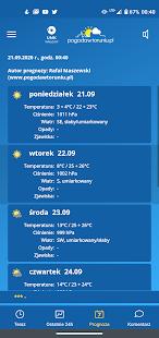 Pogoda w Toruniu PC
