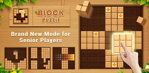 Puzzle de Bloque de Madera - Rompecabezas gratis PC