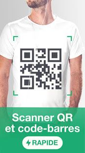 Lecteur et scanner de code QR - gratuit PC