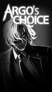 «Выбор Арго» — визуальная новелла ПК