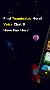 AmongChat - Voice Chat for Among Us Friends PC