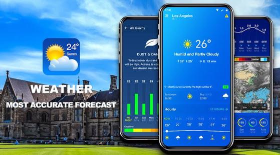 Погода - найбільш точна погода PC